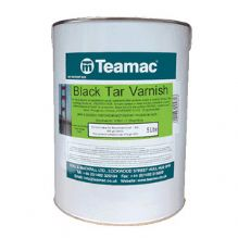 Teamac Black Tar Varnish